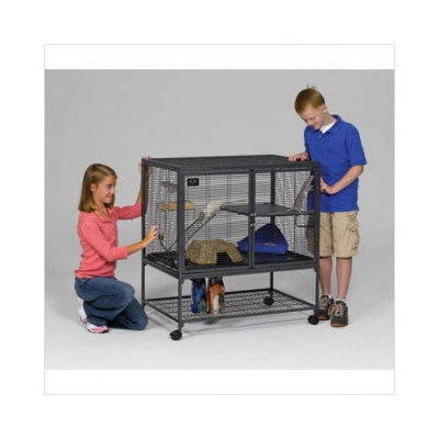 Midwest Critter Nation Single Level Pet Pen 36in x 24in x 39in - 161