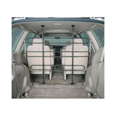 Midwest 6 Bar Tubular Vehicle Barrier 39.5in x 4.5in x 5.5in - BARRIER11