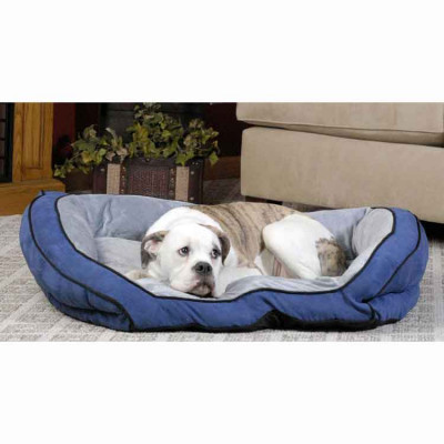 Bolster Couch Dog Bed
