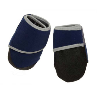 Bowserwear Healers Booties Box Set Small Blue - BOOT-SM
