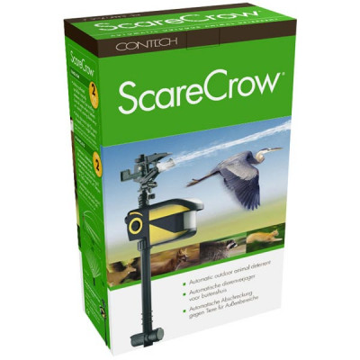 Contech ScareCrow Outdoor Animal Deterrent - CRO102