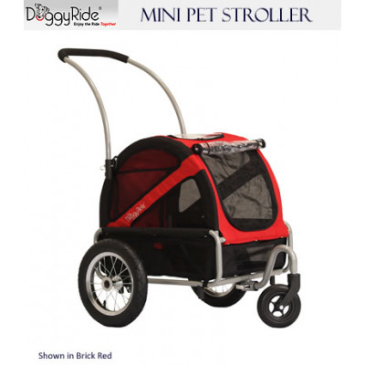 DoggyRide Mini Pet Stroller