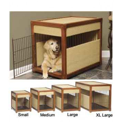 Deluxe Pet Residence Dog Crate