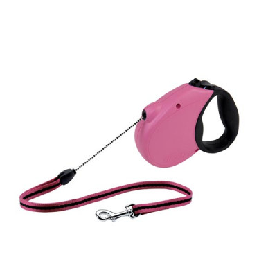 Flexi USA Freedom Softgrip Retractable Cord Leash Medium 16 feet up to 44 lbs