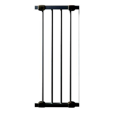 Kidco Wall Mounted Extension Kit Black 10in  - G4201