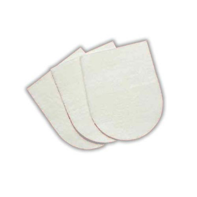 Bowserwear Healers Replacement Gauze Extra Large / Large 5 count - GAUZE-XL/L