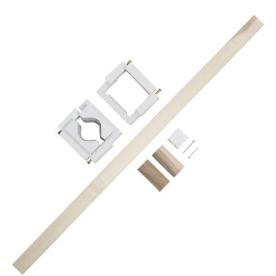 Kidco Stairway Gate Installation Kit - No Drilling - K12