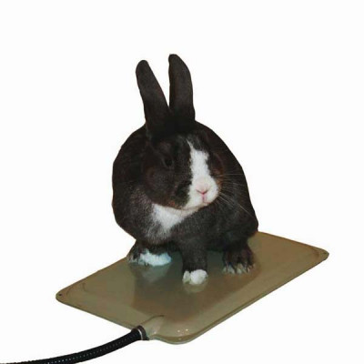 K&H Pet Products Small Animal Heated Pad 9in x 12in x 0.5in 25 watts - KH1060
