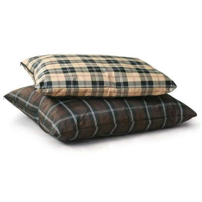K&H Pet Products Indoor / Outdoor Single-Seam Brown Plaid