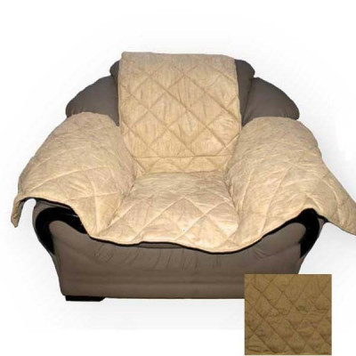 K&H Pet Products Furniture Cover Chair Mocha - KH7801