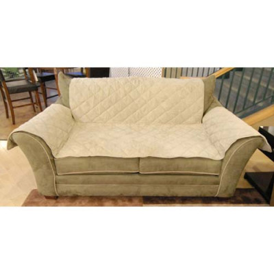 K&H Pet Products Furniture Cover Loveseat Tan - KH7810
