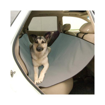K&H Pet Products Car Seat Saver Gray - KH7852