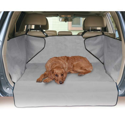K&H Pet Products Economy Cargo Cover Gray 52in x 40in x 18in – KH7878