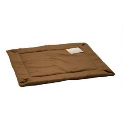 K&H Pet Products Self-Warming Crate Pad Mocha