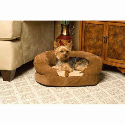 Ortho Bolster Sleeper Dog Bed by K&H