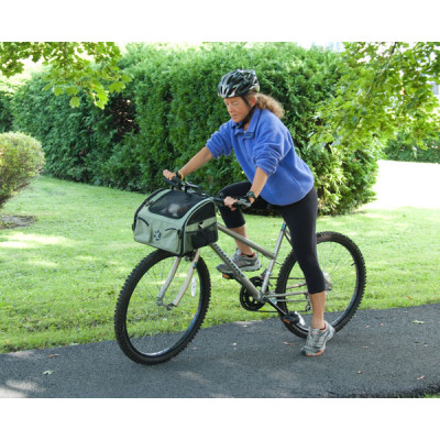Pet Gear 3-in-1 Bike Basket Carrier