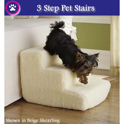 PetStairz 3 Step Foam with Cover