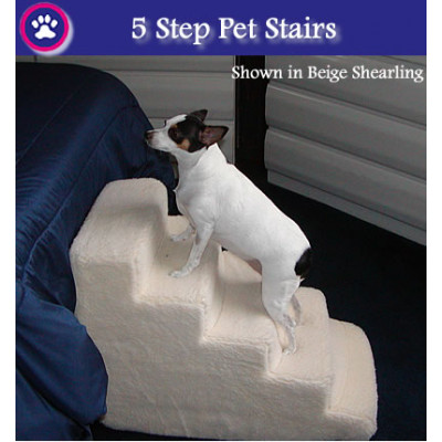 PetStairz 5 Step Foam With Cover