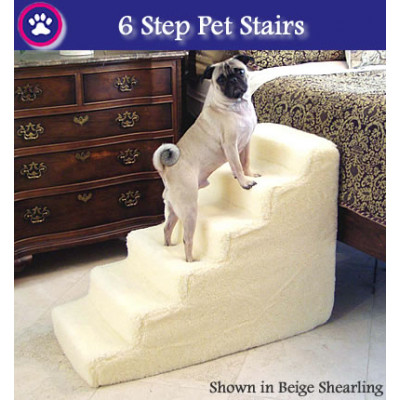 PetStairz 6 Step Foam With Cover