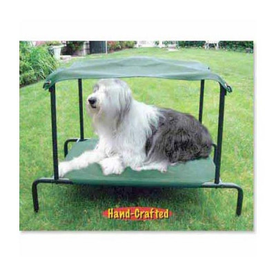 Kittywalk Puppywalk Breezy Bed Ultra Green