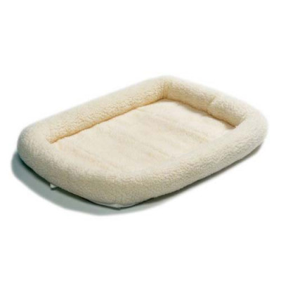 Midwest Quiet Time Fleece Crate Bed 42in x 26in - QT40242