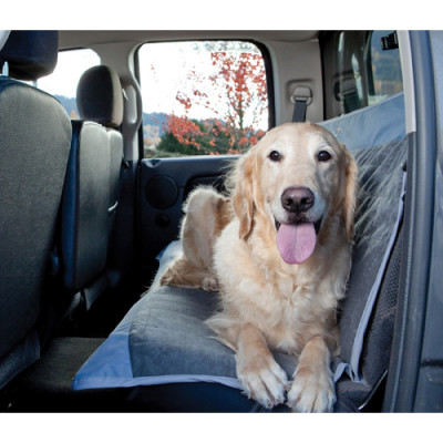 Classic Dog About Quick Fit Bench Dog Seat Cover