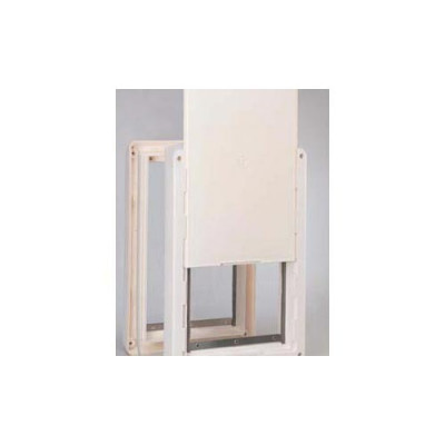 Ideal Ruff Weather Pet Door Extra Large - RWPD