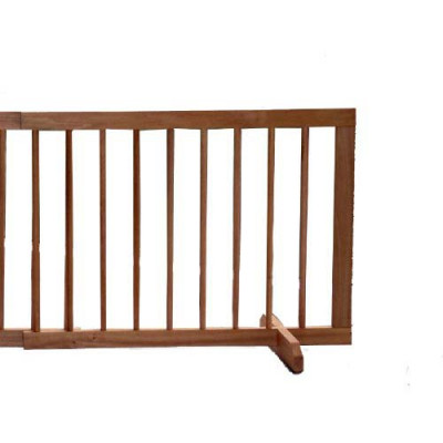 Cardinal Extension For Step Over Gate Light Oak 22in - SGX-LO