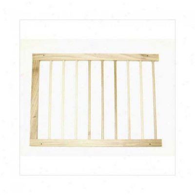 Cardinal Extension For Step Over Gate Natural 22in - SGX-N