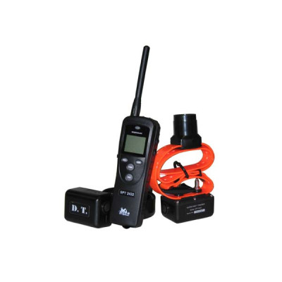 D.T. Systems Super Pro e-Lite 2 Dog 1.3 Mile Remote Trainer with Beeper - SPT-2432