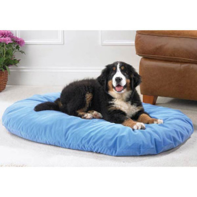 PetEdge Slumber Pet Therapeutic Memory Foam Oval Dog Bed
