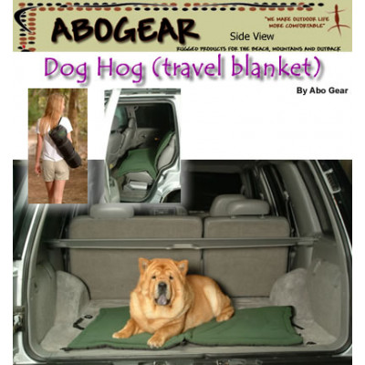 The Dog Hog Pet Blanket