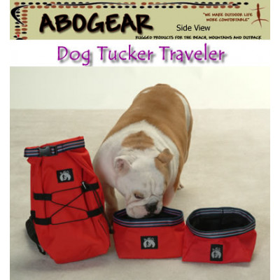 Dog Tucker Traveler Dog Bed