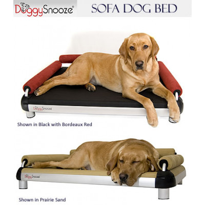 DoggySnooze Sofa Dog Bed