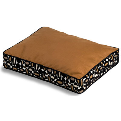 Crypton Centric Rectangle Dog Bed