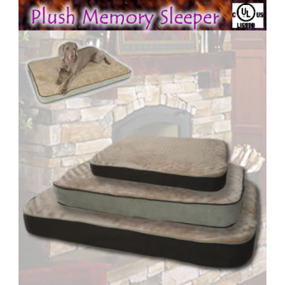 Deluxe Memory Foam Sleeper by K&H