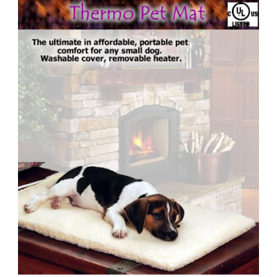 Thermo-Pet Mat Pet Bed