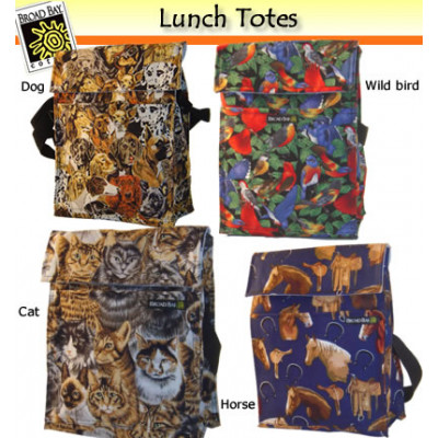 Lunch Tote for Pet Lovers