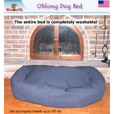 Mammoth Oblong Dog Beds