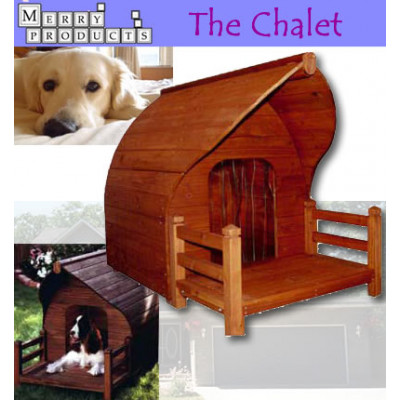The Chalet Dog House