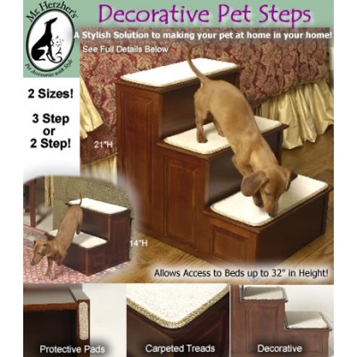 Decorative Pet Step
