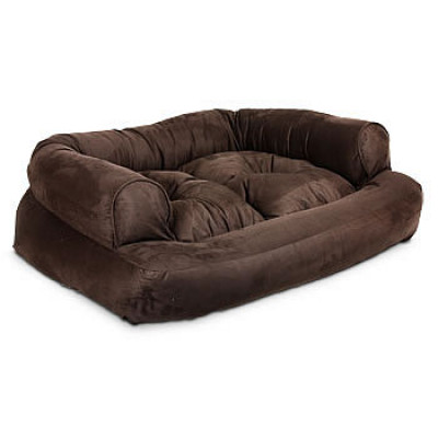 Snoozer 39 S Overstuffed Luxury Sofa Snoozer Pet Products