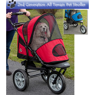 AT3 All Terrain Generation 2 Pet Stroller