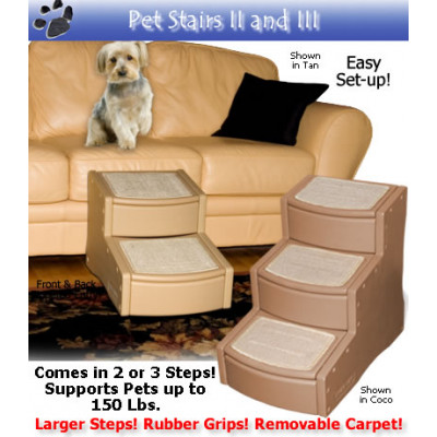 Easy Step Pet Stairs by Pet Gear