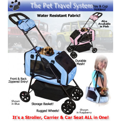 Pet Gear Pet Travel System