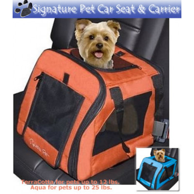 Pet Gear Signature Pet Car Seat and Carrier