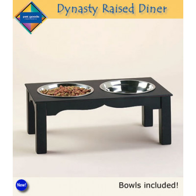 Dynasty Pet Double Dining Station