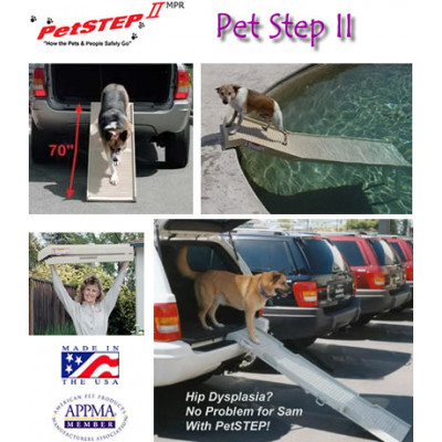 Multi-Purpose Step Dog Ramp