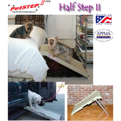 Multi-Purpose Ramp - Half Step Dog Ramp