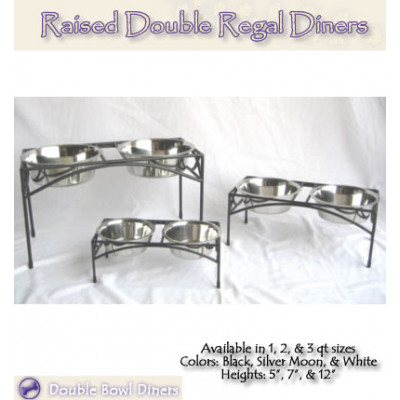 Regal Double Pet Diners
